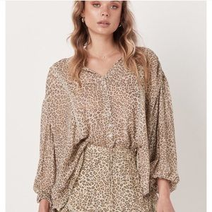 Spell & the Gypsy Frankie blouse